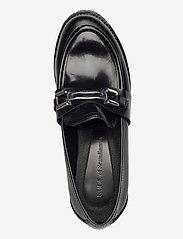 Nude of Scandinavia - IGGY - loafers - abrass/nero - 3