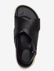 Nude of Scandinavia - VENDELA - platta sandaler - softy / nero - 3