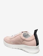 Nude of Scandinavia - PEGGY - låga sneakers - longbeach / silver pink - 2