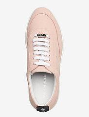 Nude of Scandinavia - PEGGY - låga sneakers - longbeach / silver pink - 3