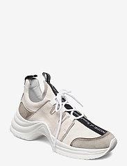 Nude of Scandinavia - JOY - chunky sneakers - mix / latte - 0
