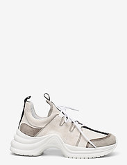 Nude of Scandinavia - JOY - chunky sneakers - mix / latte - 1