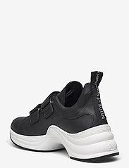 Nude of Scandinavia - JOY - chunky sneakers - premium / nero - 2