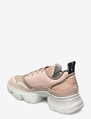 Nude of Scandinavia - SIBYL - chunky sneakers - mix / silver pink - 2