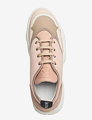 Nude of Scandinavia - SIBYL - chunky sneakers - mix / silver pink - 3