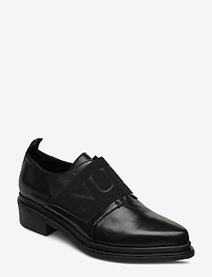KATE - loafers - softy/nero