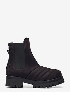 IGGY - flat ankle boots - longbeach/nero