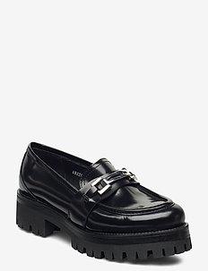 IGGY - loafers - abrass/nero