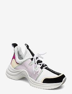 JOY - chunky sneakers - mix/pastel
