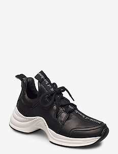 JOY - chunky sneakers - softy/nero