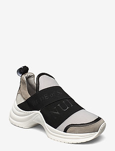 JOY - slip-on sneakers - mix/grey