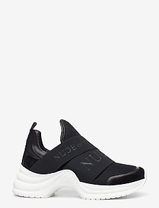 JOY - chunky sneakers - mix / nero