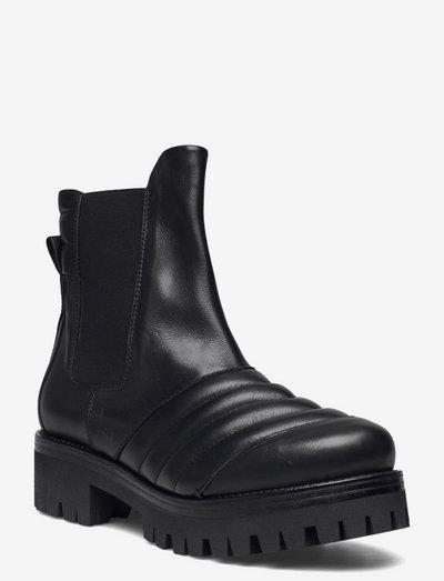 IGGY - chelsea boots - kips / nero