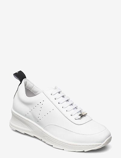 PEGGY - låga sneakers - softy / bianco