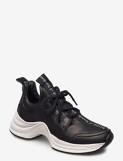 JOY - chunky sneakers - softy/nero