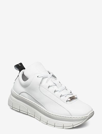 HEDVIG - låga sneakers - softy / bianco