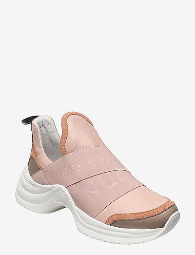 JOY - chunky sneakers - mix / powder