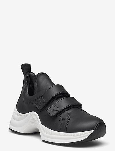 JOY - chunky sneakers - premium / nero