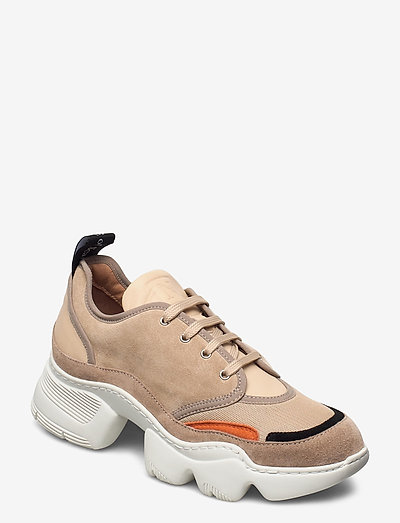SIBYL - chunky sneakers - mix / beige