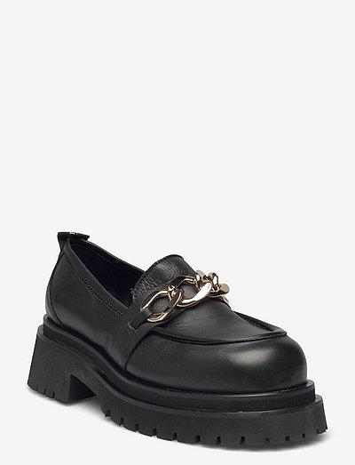 ULRIKA - loafers - kips / nero