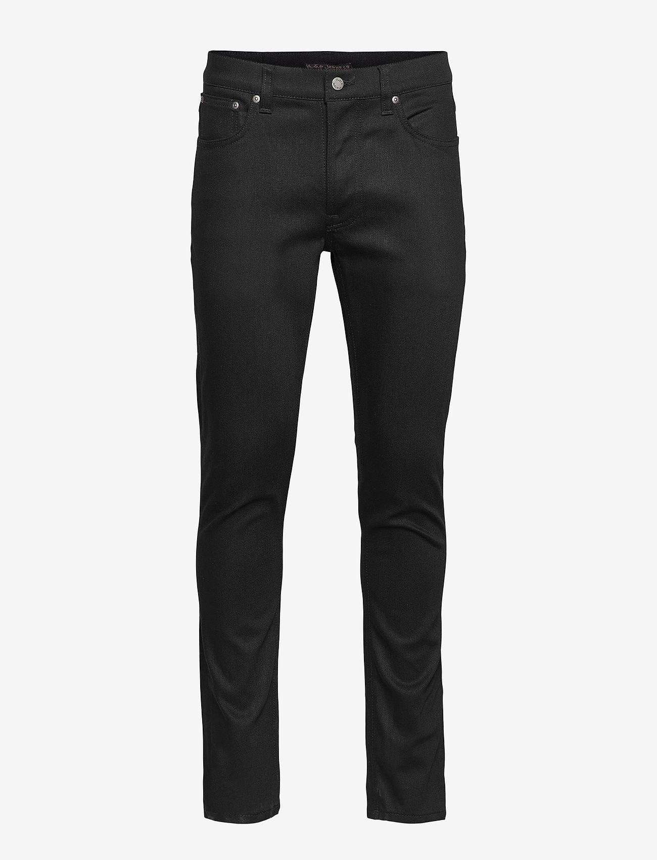 Nudie Jeans - Lean Dean - slim jeans - dry ever black - 1