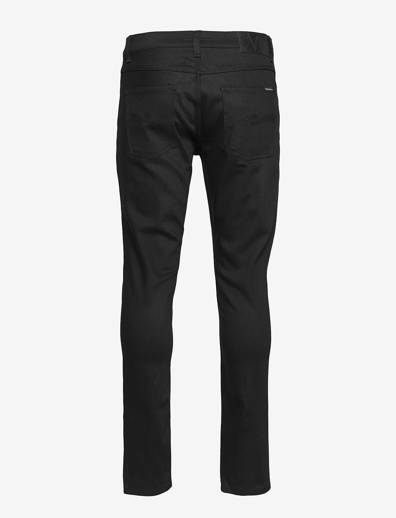 Nudie Jeans - Lean Dean - slim jeans - dry ever black - 2