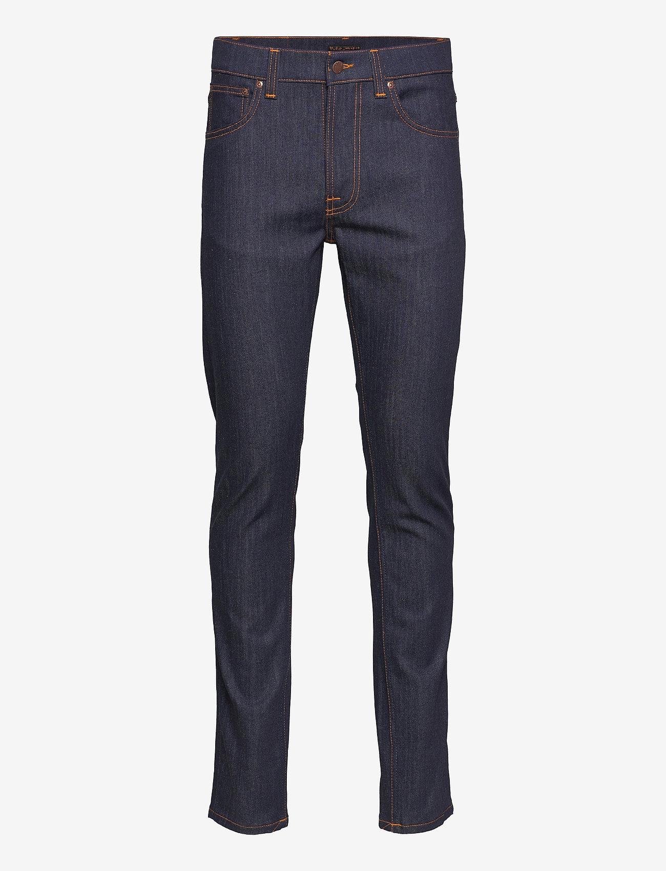 Nudie Jeans - Lean Dean - slim jeans - dry ecru embo - 0