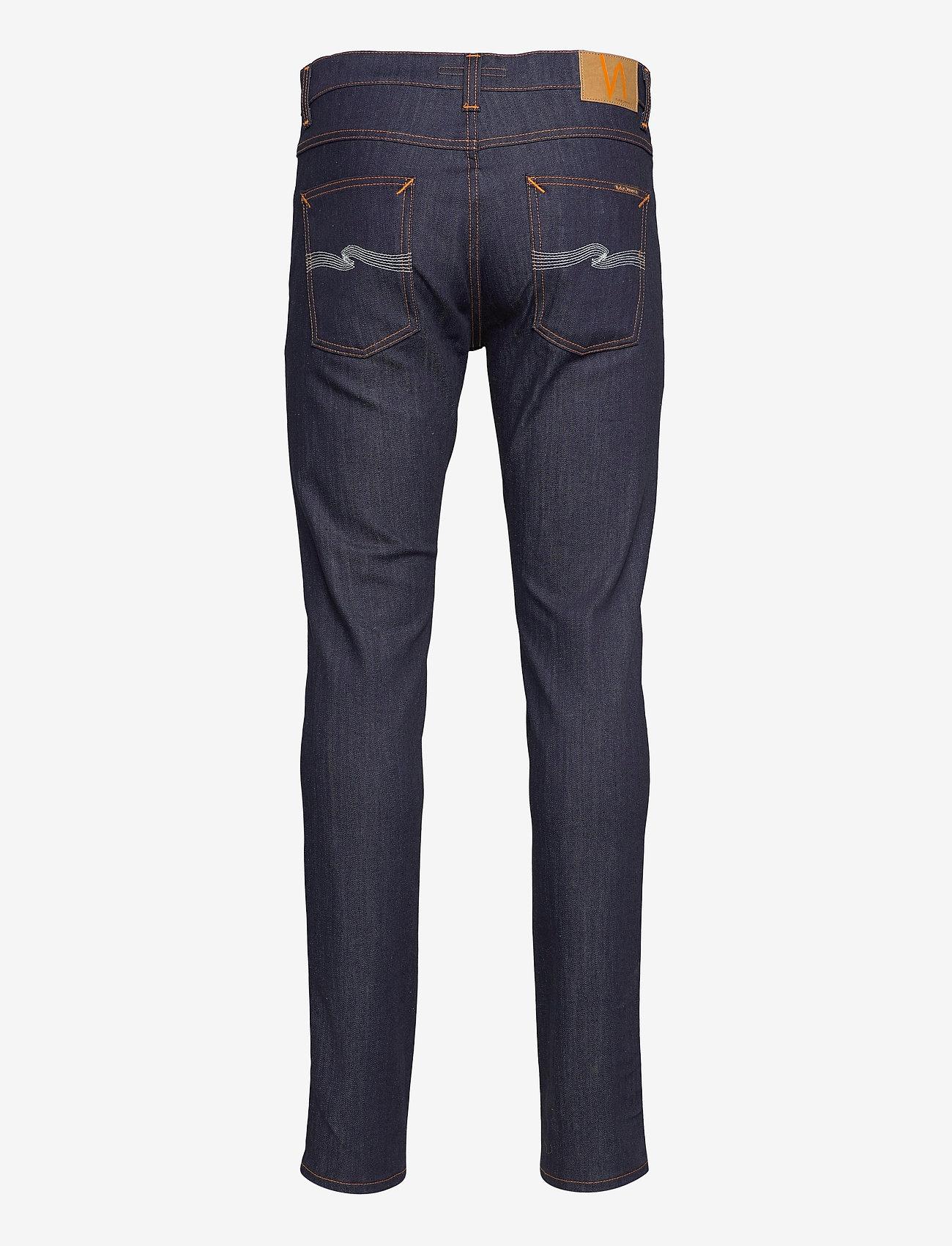 Nudie Jeans - Lean Dean - slim jeans - dry ecru embo - 1