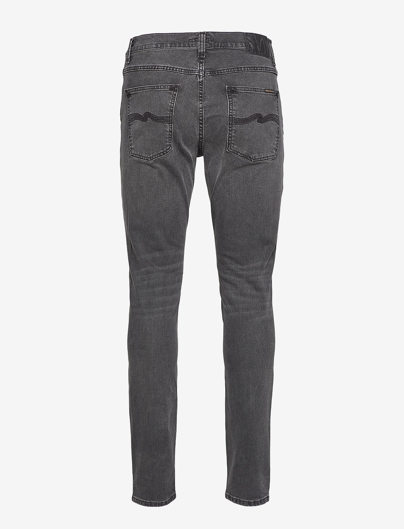 Nudie Jeans - Lean Dean - slim jeans - mono grey - 2