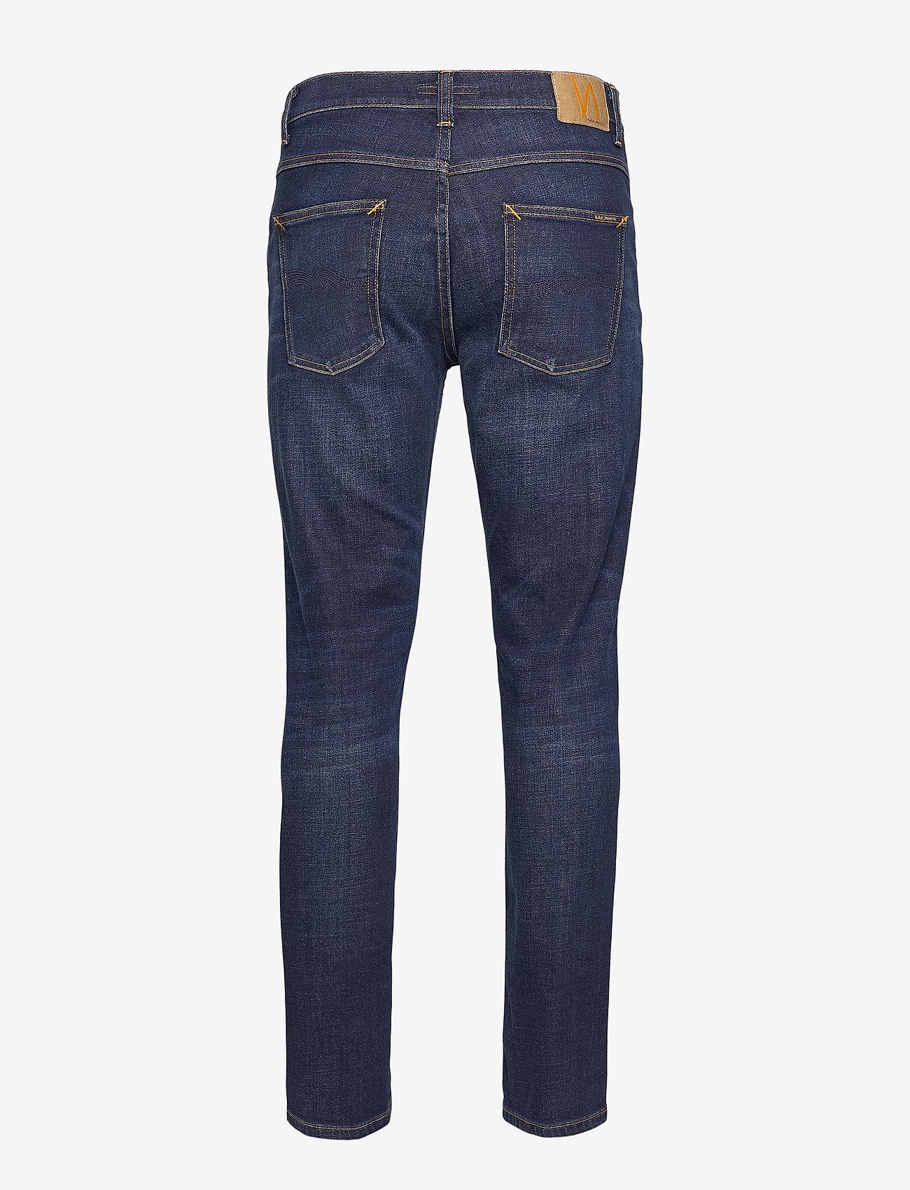 Nudie Jeans - Lean Dean - slim jeans - dark deep worn - 2