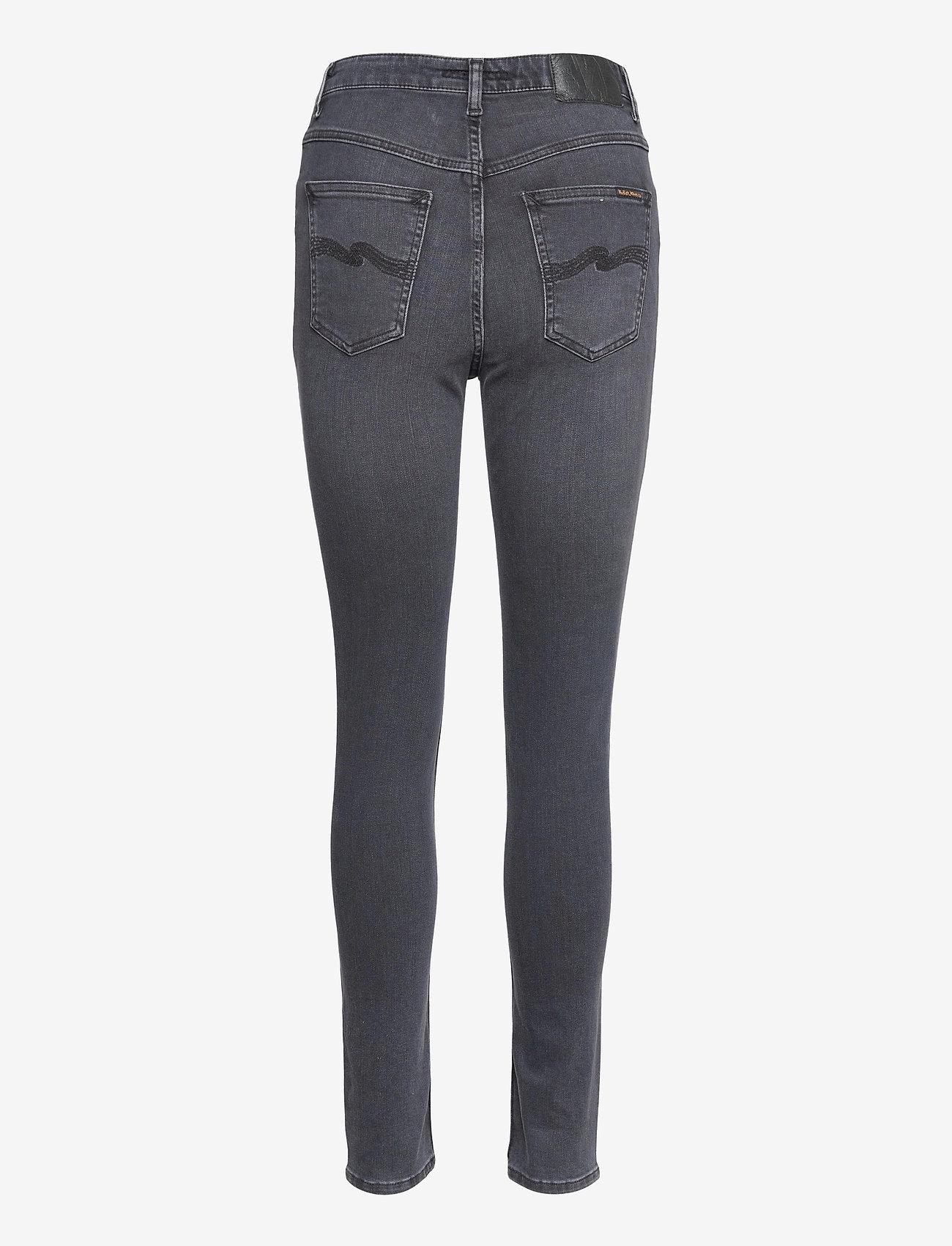 Nudie Jeans - Hightop Tilde - slim jeans - night spirit - 1