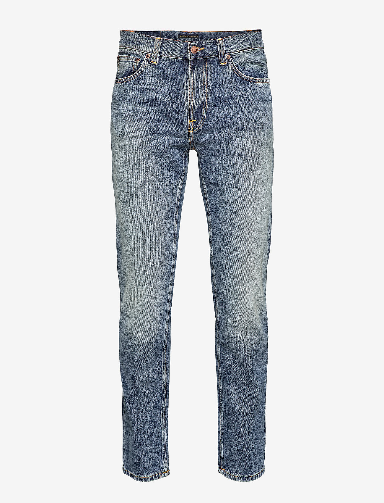Nudie Jeans - Gritty Jackson - regular jeans - old gold - 0