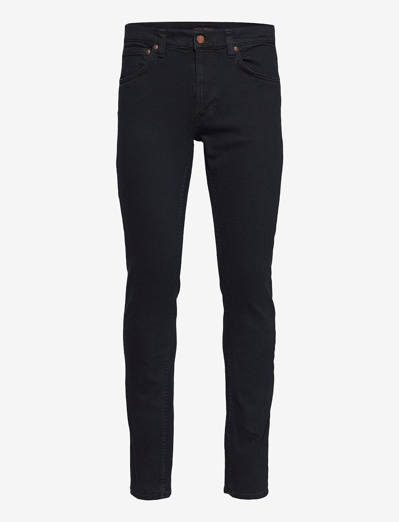 Nudie Jeans - Lean Dean - slim jeans - black skies - 0