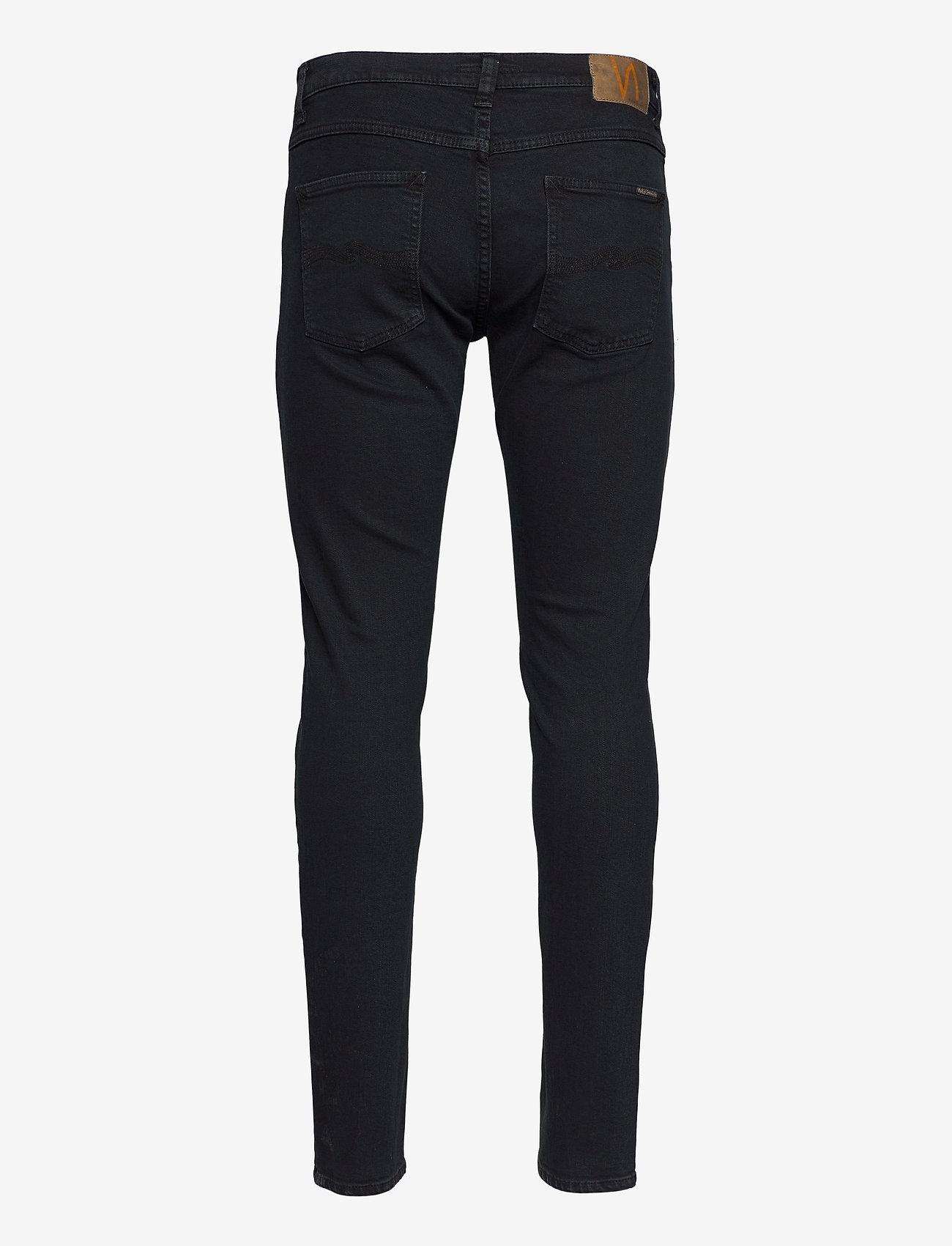 Nudie Jeans - Lean Dean - slim jeans - black skies - 1