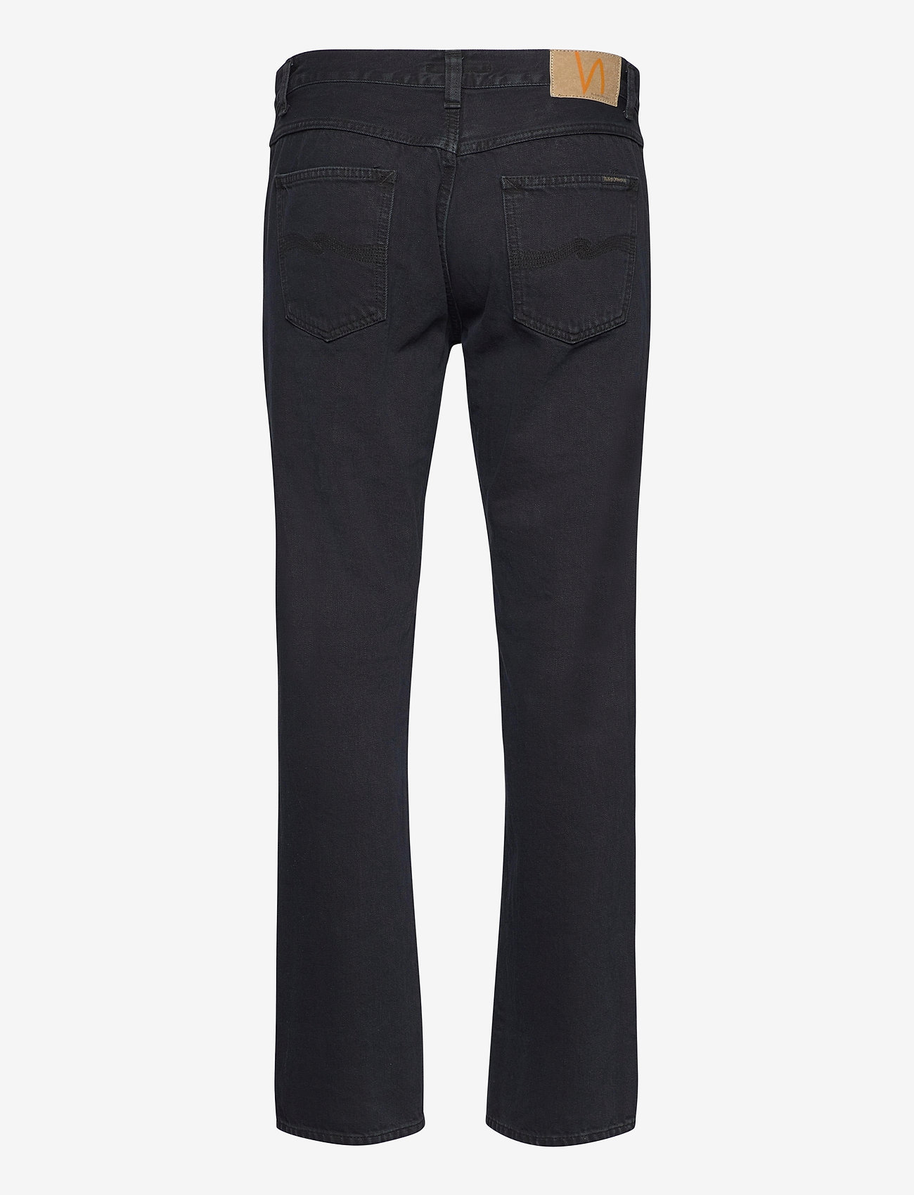 Nudie Jeans - Gritty Jackson - regular jeans - black forest - 1