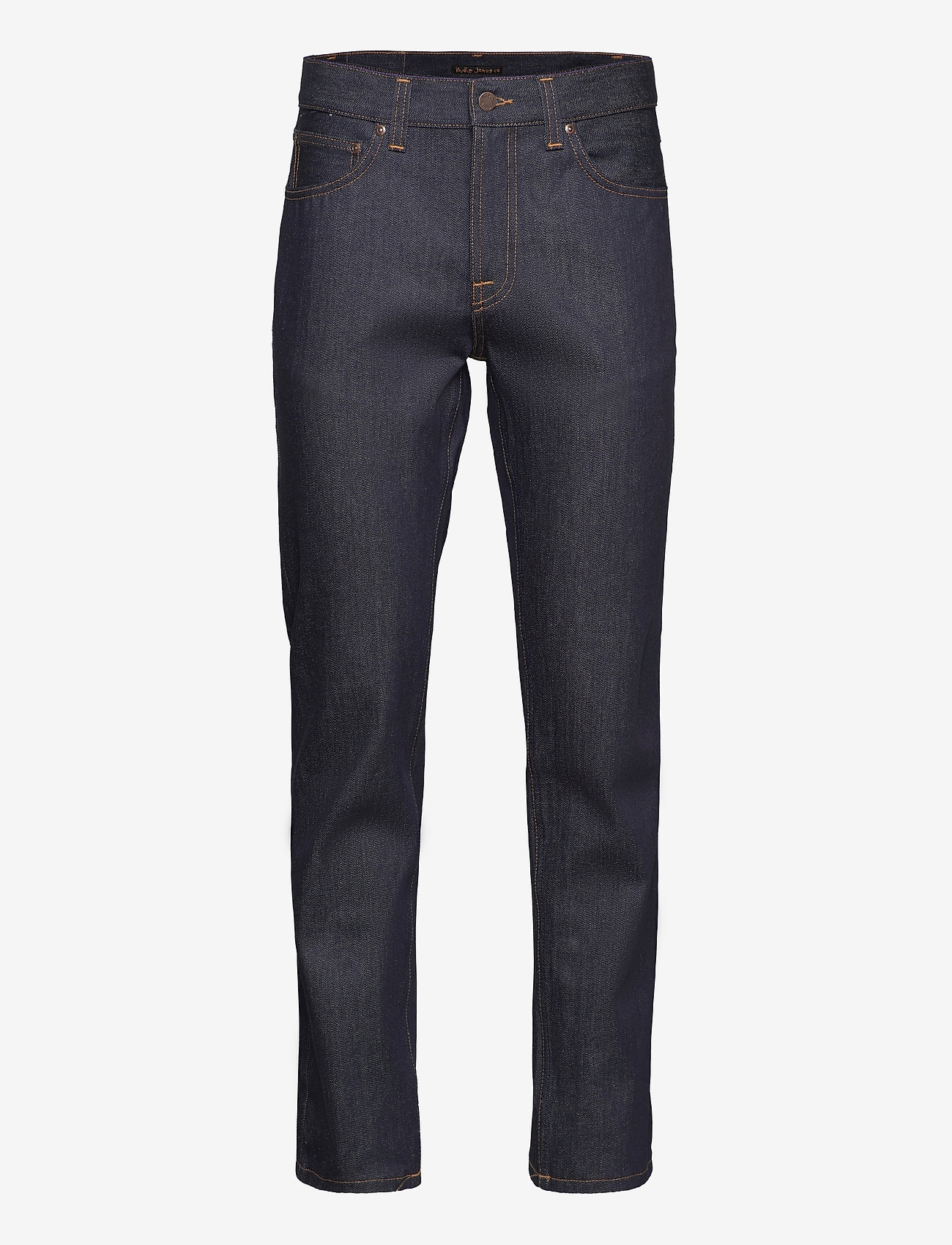 Nudie Jeans - Gritty Jackson - regular jeans - dry classic navy - 0