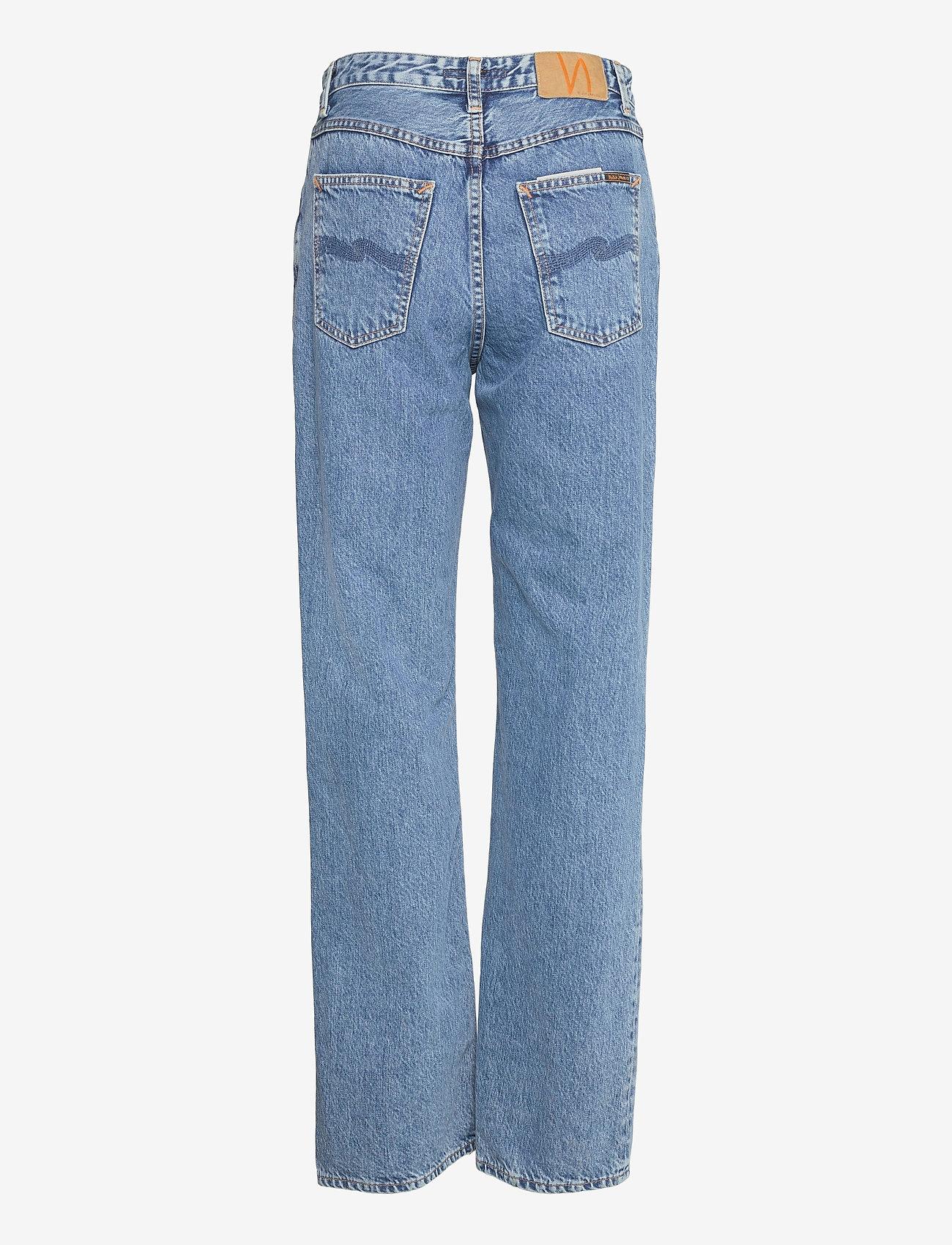 Nudie Jeans - Clean Eileen - straight regular - gentle fade - 2