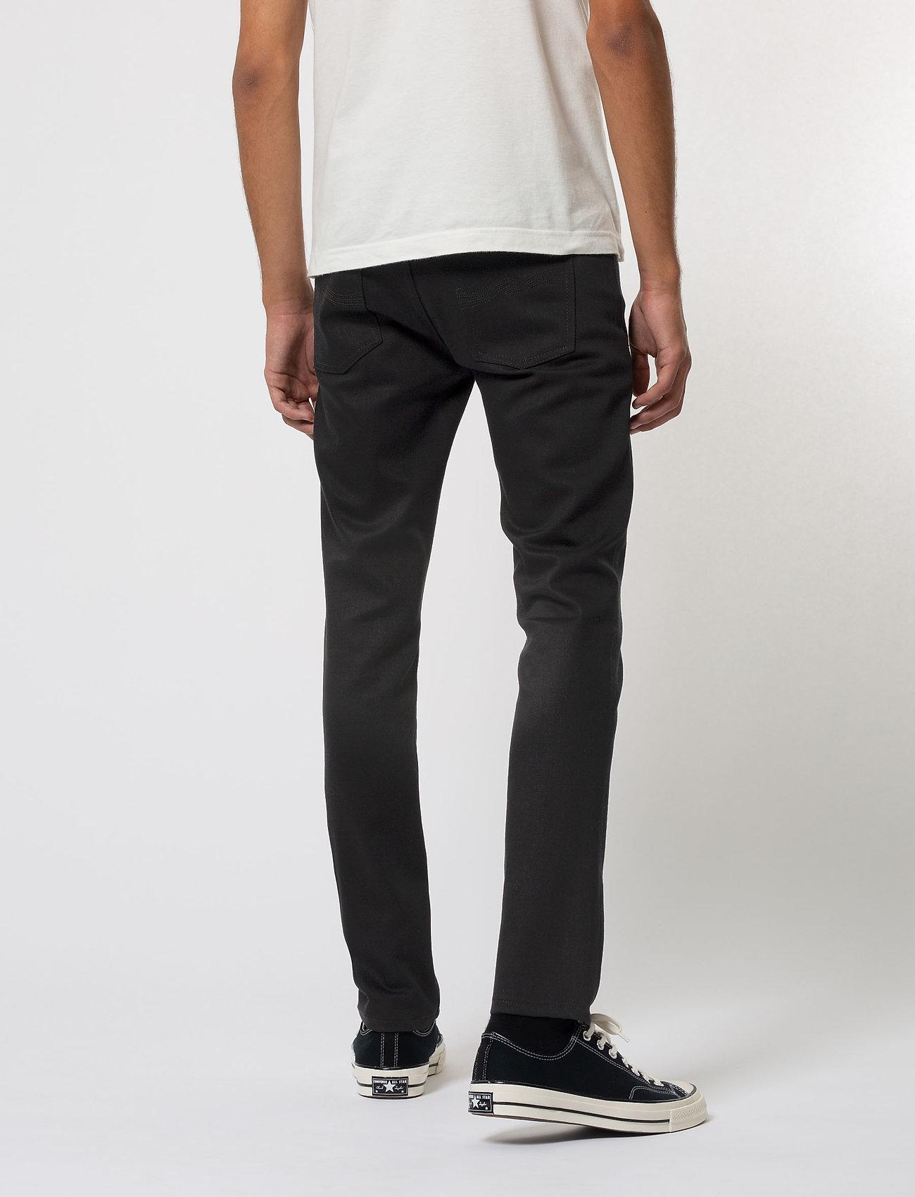 Nudie Jeans - Lean Dean - slim jeans - dry ever black - 3