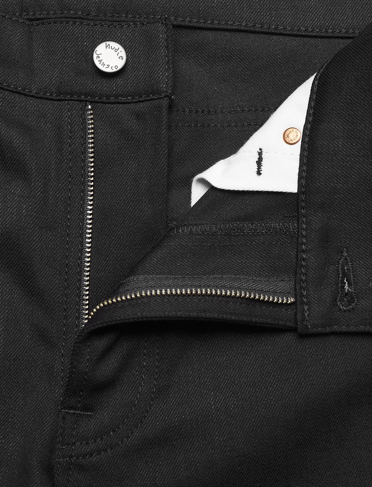 Nudie Jeans - Lean Dean - slim jeans - dry ever black - 5