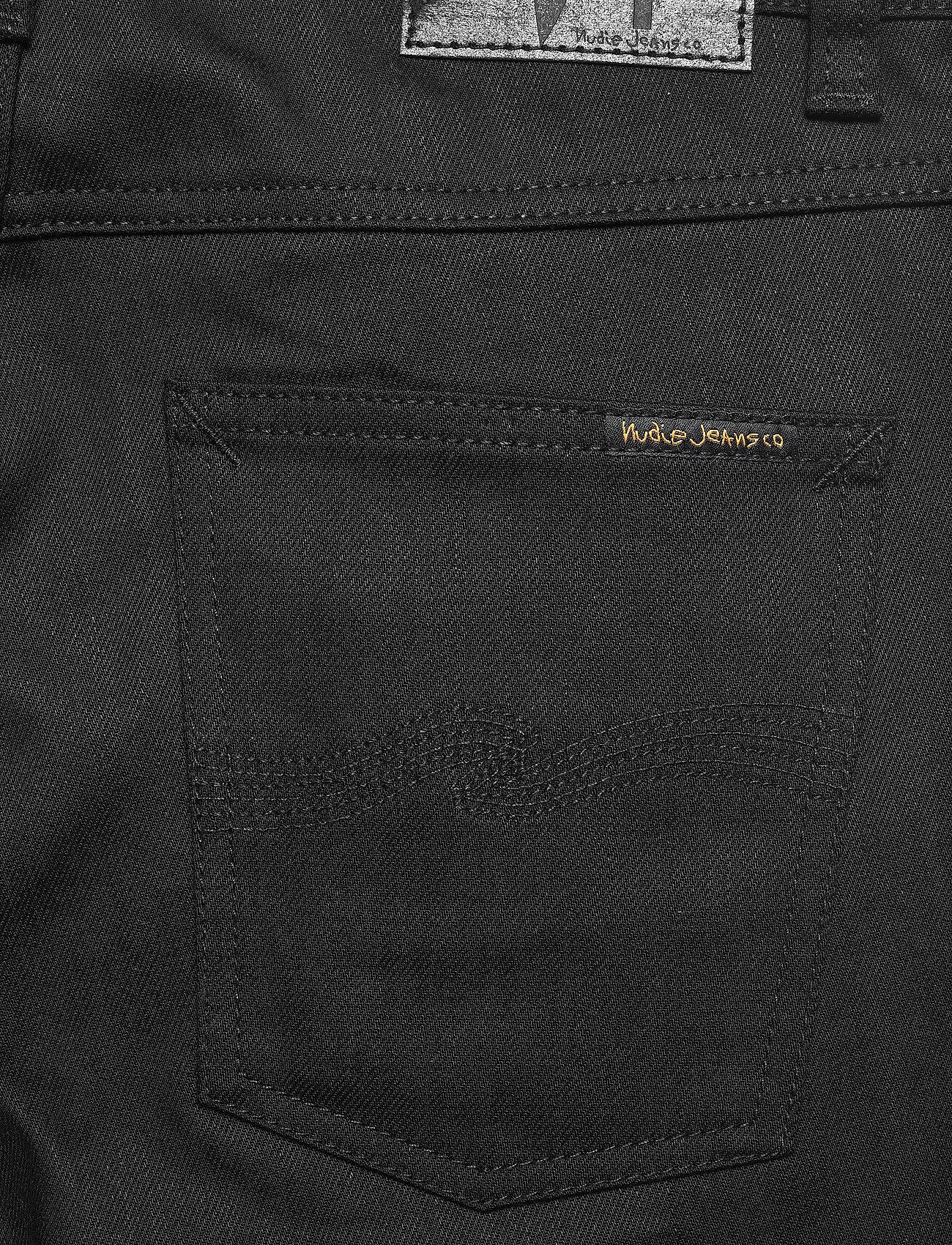 Nudie Jeans - Lean Dean - slim jeans - dry ever black - 6