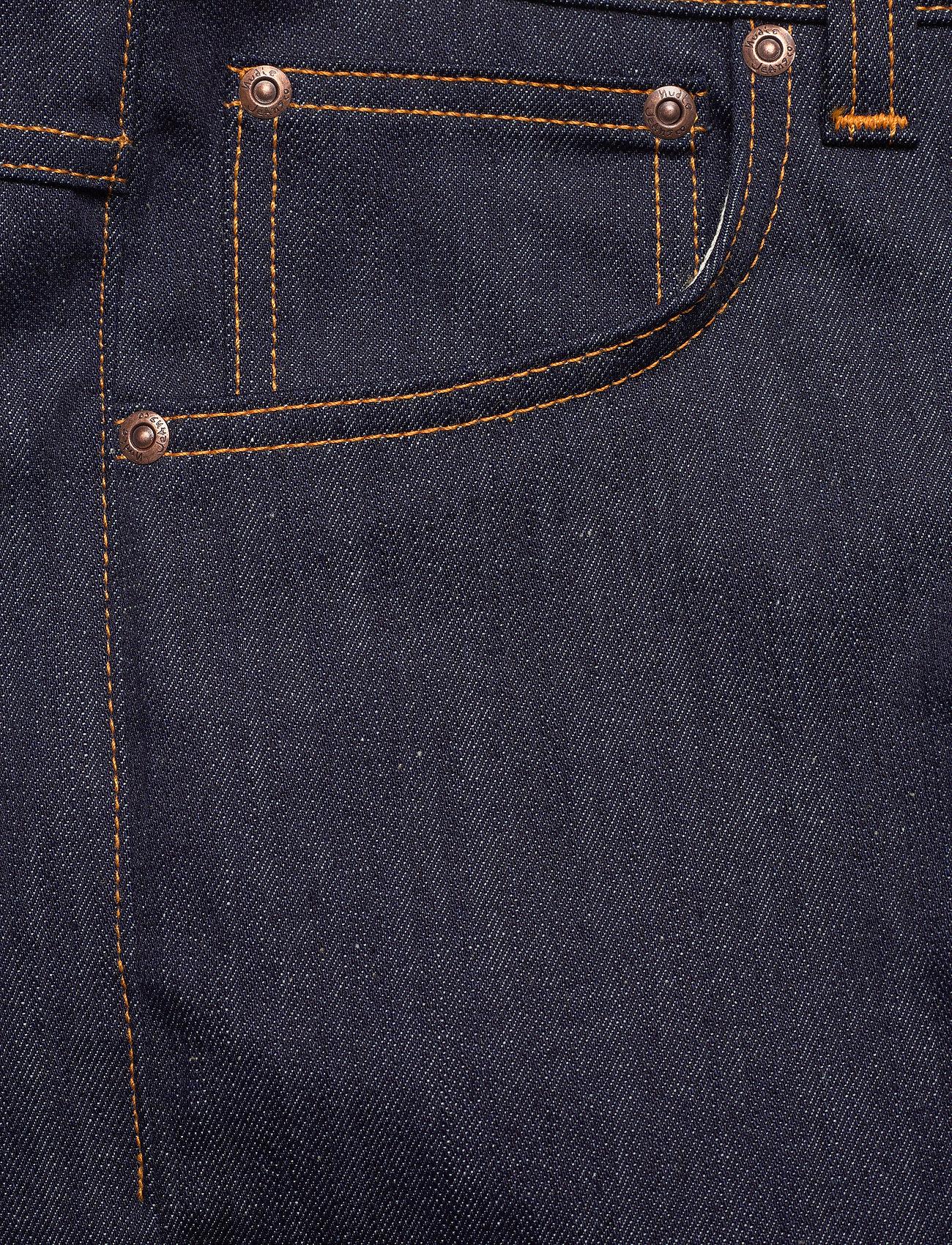 Nudie Jeans - Lean Dean - slim jeans - dry ecru embo - 2