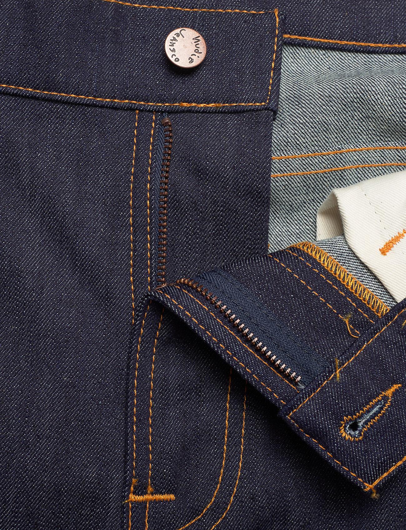 Nudie Jeans - Lean Dean - slim jeans - dry ecru embo - 3