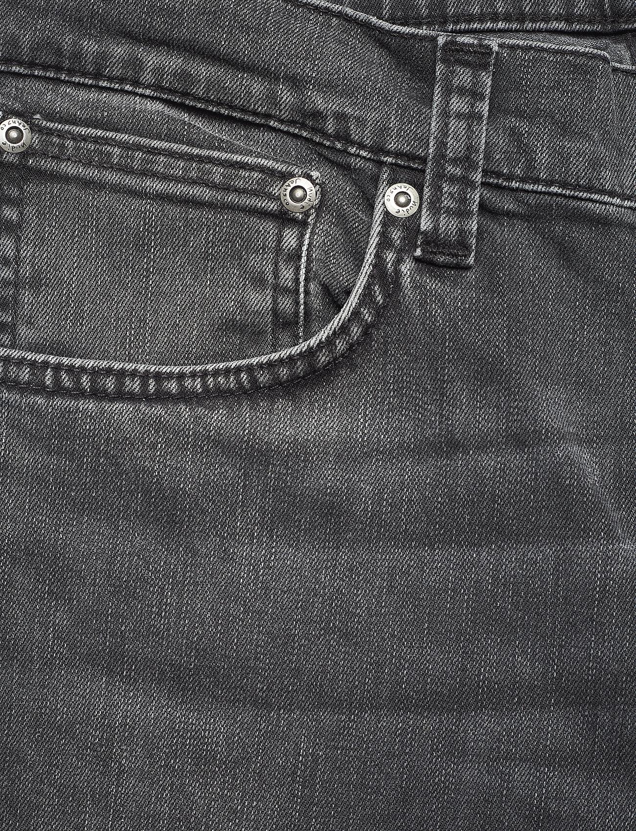 Nudie Jeans - Lean Dean - slim jeans - mono grey - 4