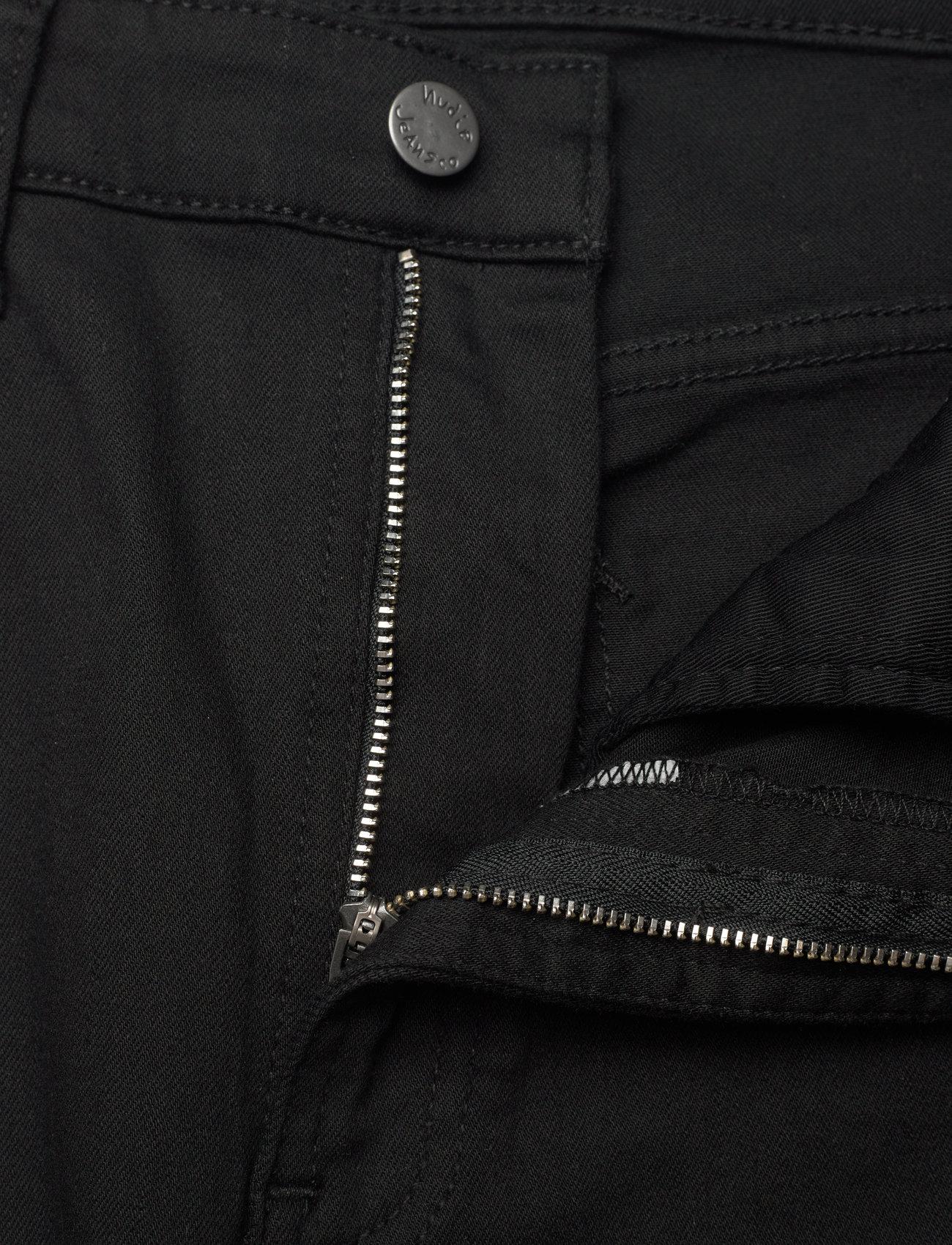 Nudie Jeans - Hightop Tilde - skinny jeans - everblack - 3