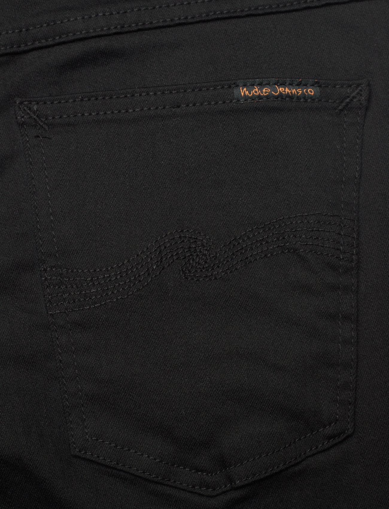 Nudie Jeans - Hightop Tilde - skinny jeans - everblack - 4