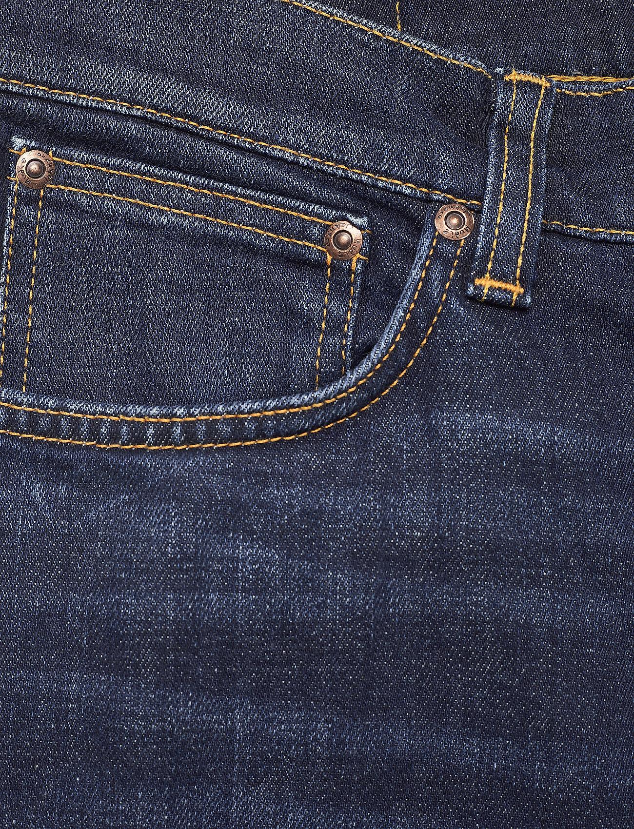 Nudie Jeans - Lean Dean - slim jeans - dark deep worn - 4