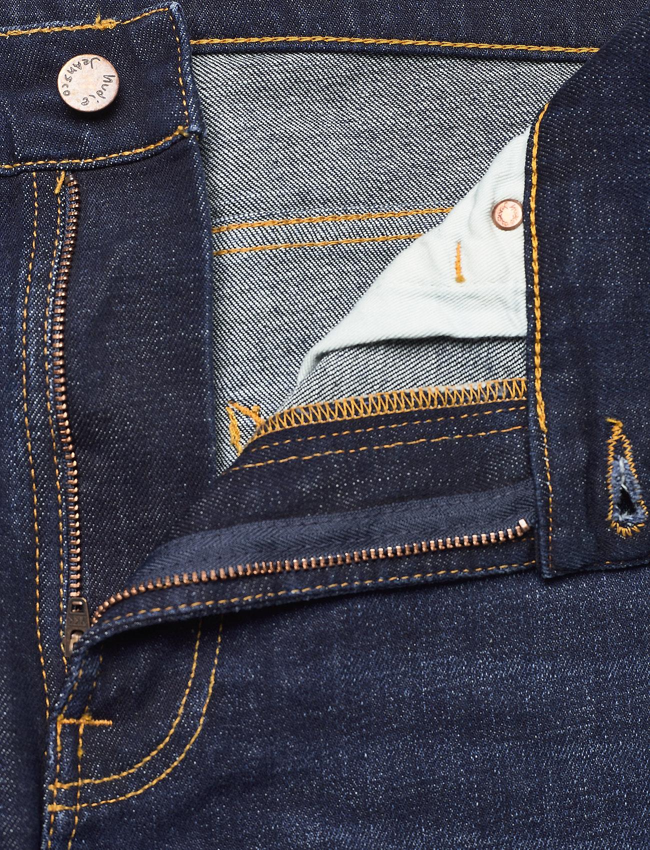 Nudie Jeans - Lean Dean - slim jeans - dark deep worn - 5