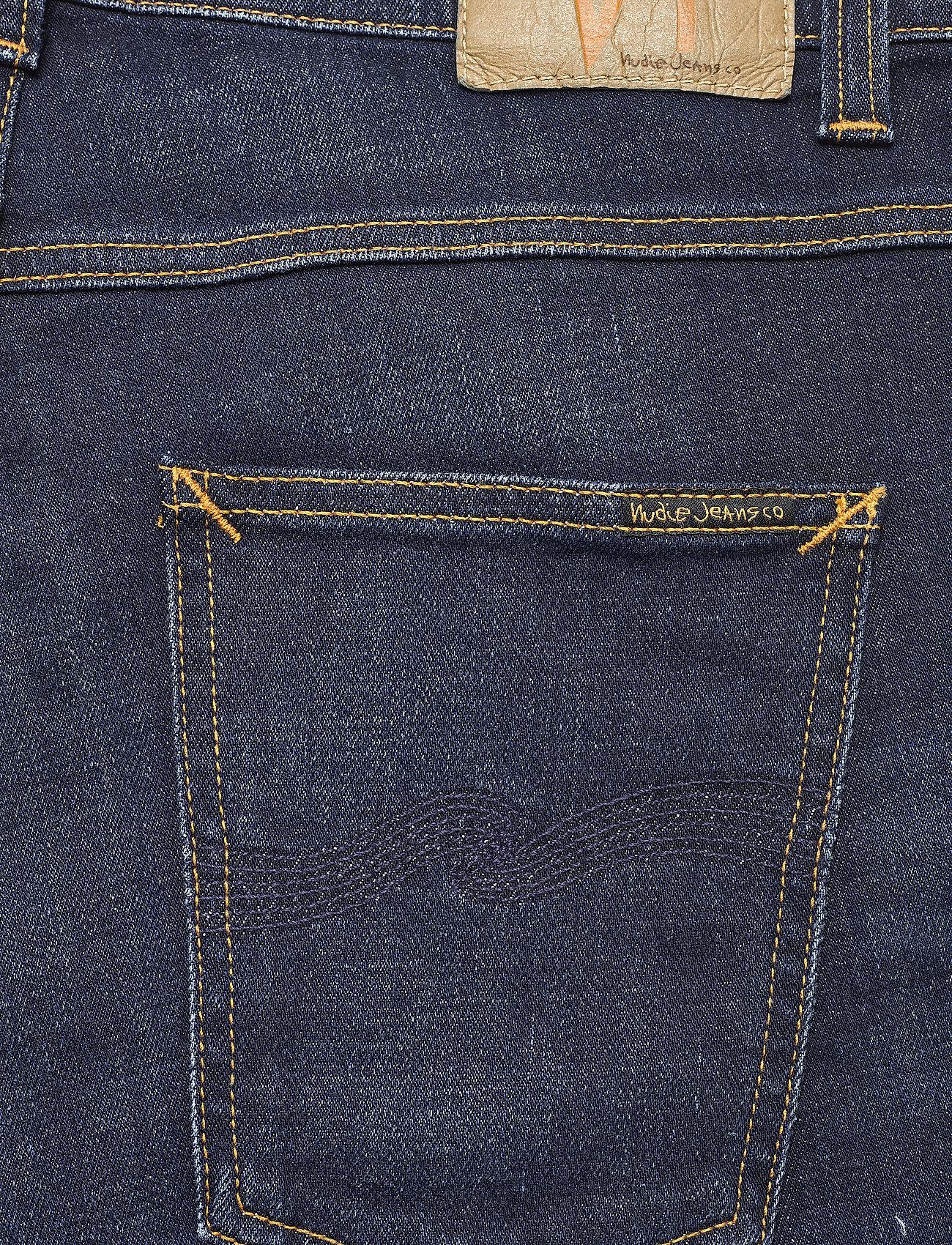 Nudie Jeans - Lean Dean - slim jeans - dark deep worn - 6