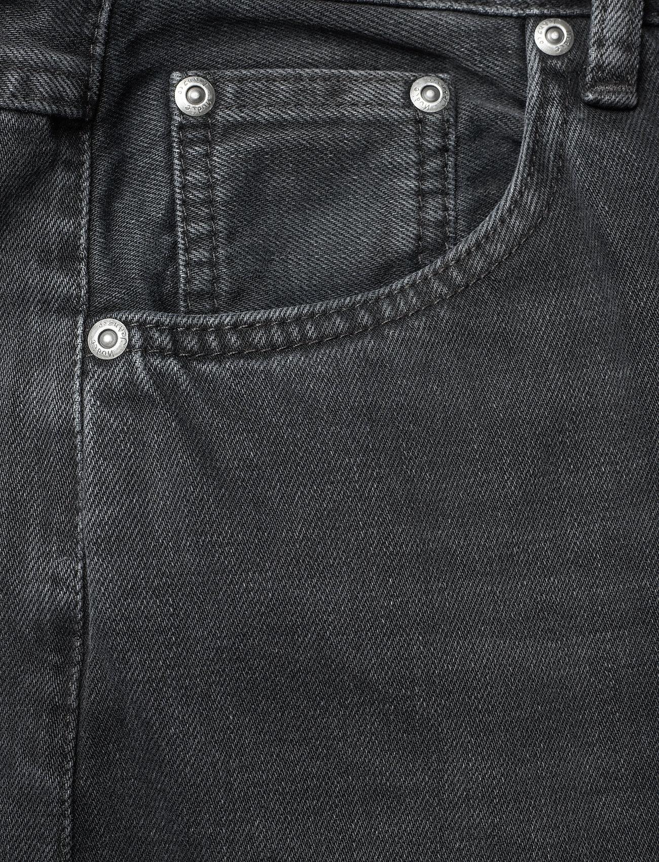 Nudie Jeans - Clean Eileen - straight regular - shimmering black - 3