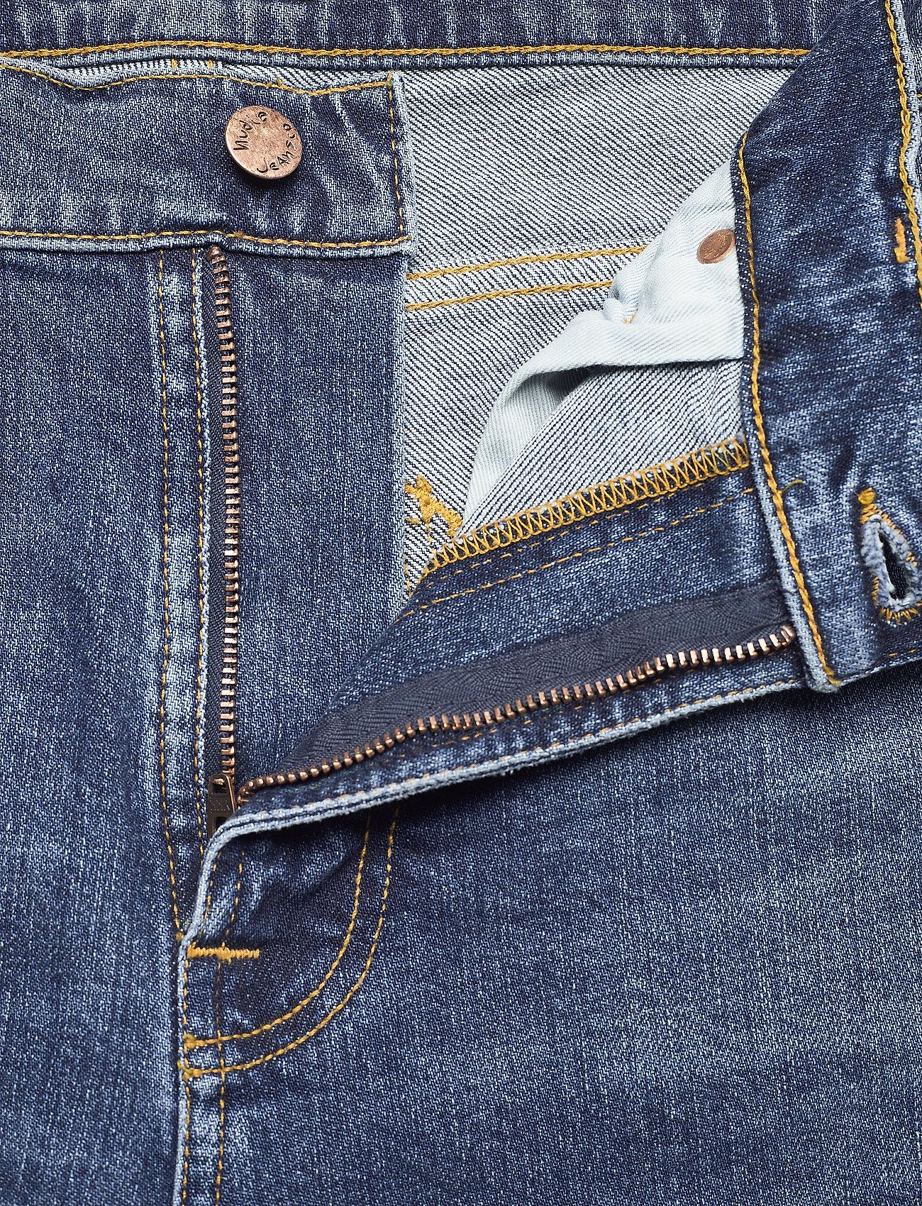 Nudie Jeans - Lean Dean - slim jeans - blue vibes - 3
